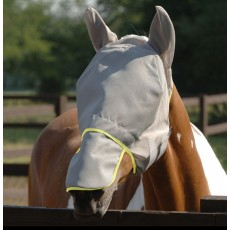 Equilibrium Field Relief Max Fly Mask (Grey)