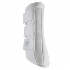 Woof Wear Double Lock Brushing Boot (White)