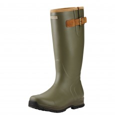 Ariat Men's Burford Wellington Boots (Olive Green)