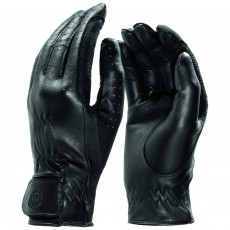 Ariat Adults Pro Grip Leather Gloves (Black)