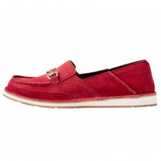 Ariat Women's Bit Cruiser Shoe (Red)