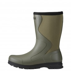 Ariat Men's Springfield Rubber Boot (Olive Green)