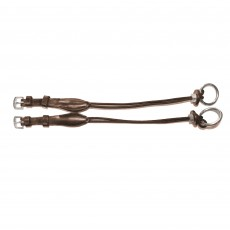 Mark Todd Rope Gag Cheeks (Brown)
