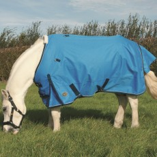 Mark Todd Lightweight Pony Turnout Rug (Ocean)
