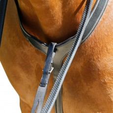 Mark Todd Performance Elastic Breastplate (Black)