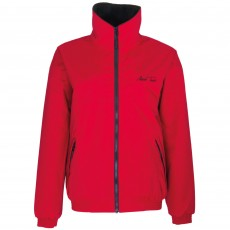 Mark Todd Adults Fleece Lined Blouson (Red)