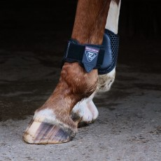 Equilibrium Tri-Zone Fetlock Boot (Black)