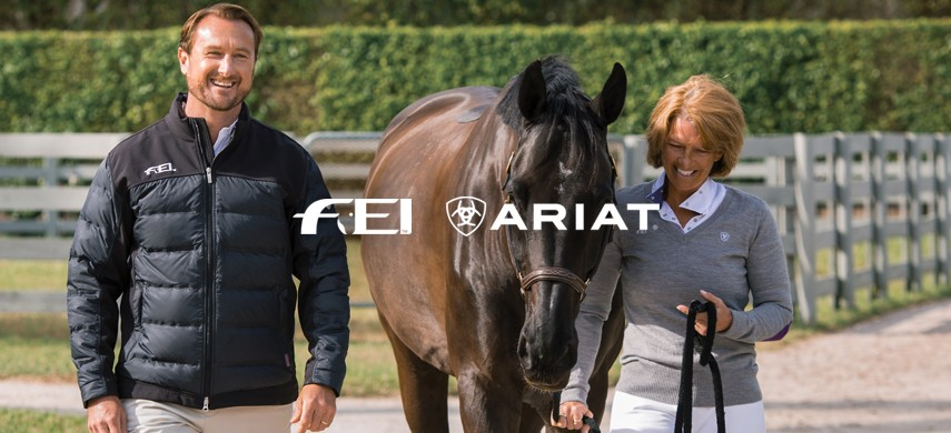 Ariat FEI Collection