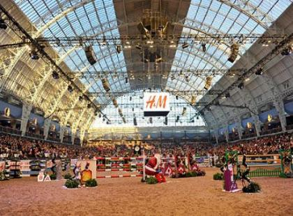 Olympia London International Horse Show