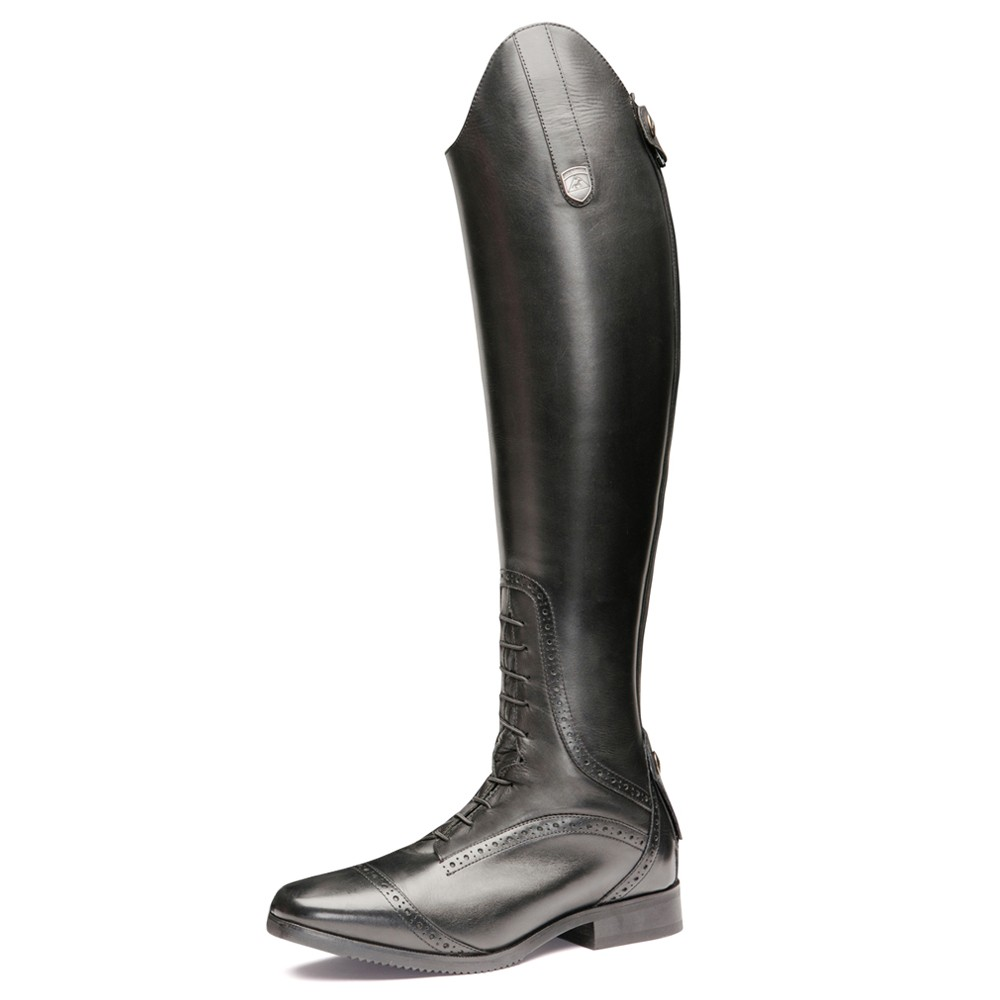 Mountain Horse Ladies Superior Tall Riding Boot Black