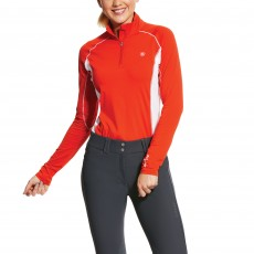 Ariat Women's Tri Factor Base Layer (Red Clay)