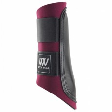 Woof Wear Club Brushing Boot (Burgundy)