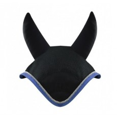 Woof Wear Fly Veil (Black/Electric Blue)