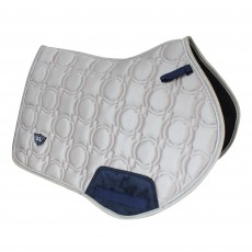 Woof Wear Vision Close Contact Saddle Cloth (Champagne)