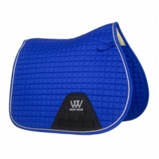 Woof Wear GP Saddle Cloth Colour Fusion (Electric Blue)