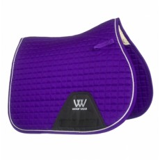 Woof Wear GP Saddle Cloth Colour Fusion (Ultra Violet)