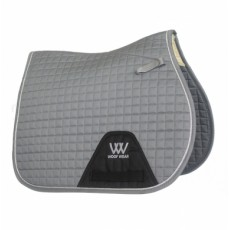 Woof Wear GP Saddle Cloth Colour Fusion (Brushed Steel)