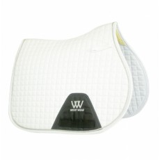 Woof Wear GP Saddle Cloth (White)