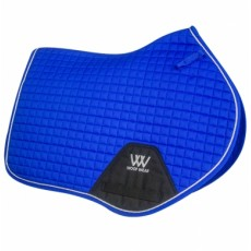 Woof Wear Close Contact Saddle Cloth Colour Fusion (Electric Blue)