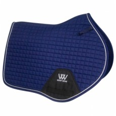 Woof Wear Close Contact Saddle Cloth Colour Fusion (Navy)