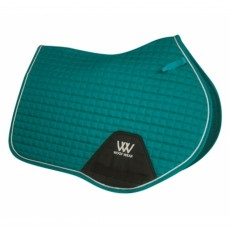 Woof Wear Close Contact Saddle Cloth Colour Fusion (Ocean)