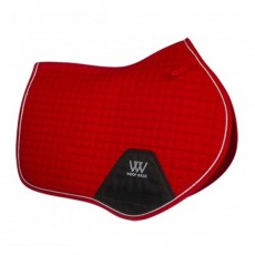 Woof Wear Close Contact Saddle Cloth Colour Fusion (Royal Red)