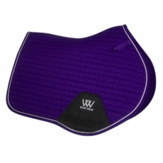 Woof Wear Close Contact Saddle Cloth Colour Fusion (Ultra Violet)