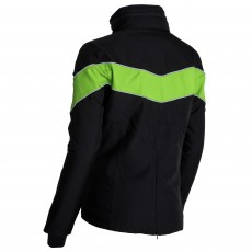 Equisafety Adults Giorgione Waterproof Jacket (Green/Black)