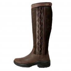 Brogini Women's Winchester Country Boots (Brown)