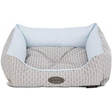 Scruffs Siesta Box Bed (Cool Blue)