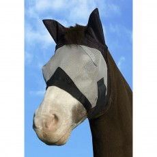 KM Elite Fly Mask Standard With Ears