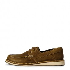 Ariat Men's Cruiser Castaway Shoe (Brown Bomber)