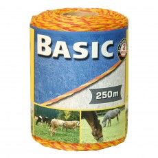 Basic Fencing Polywire 250m
