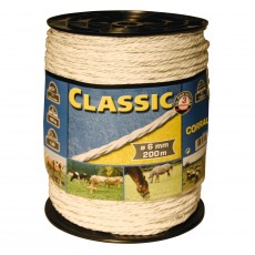 Classic Fencing Rope 200m