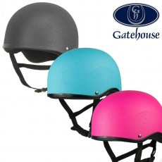 Gatehouse (Ex Display) Junior Jockey Skull 4 Kids (Blue)