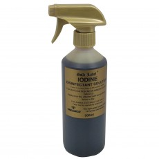 Gold Label Iodine Spray