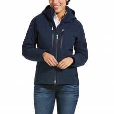 Ariat Women's Veracity Waterproof Insulated Jacket (Navy)