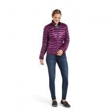 Ariat Women's Ideal 3.0 Down Jacket (Imperial Violet)