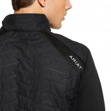 Ariat Men's Hybrid Insulated Jacket (Black)