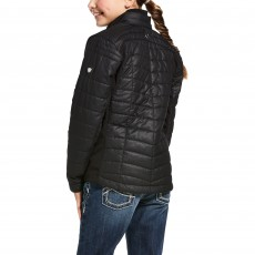 Ariat Youth Volt 2.0 Insulated Jacket (Black)