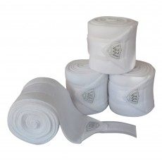 Woof Wear Vision Polo Bandages (White)