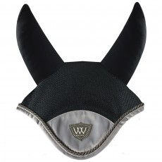 Woof Wear Vision Fly Veil (Brushed Steel)