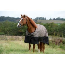 Weatherbeeta Comfitec - Essential Turnout Rug - Standard Neck - Mediumweight (South West Spice Print