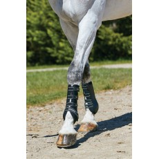 Weatherbeeta Hard Shell Dressage Boots (Black)