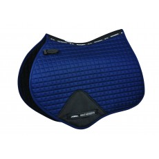 Weatherbeeta Prime Jump Shaped Saddle Pad (Navy)
