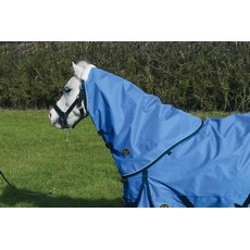 Mark Todd Lightweight Pony Turnout Neck Cover (Ocean)