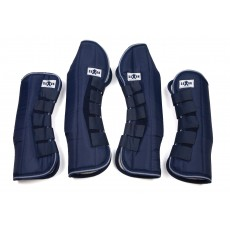 Saxon Travel Boots (Navy)