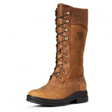 Ariat Women's Wythburn Waterproof Boot (Weathered Brown)