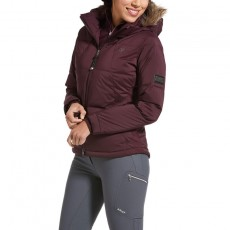 Ariat Women's Altitude Down Down Jacket (Winetasting)