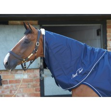 Mark Todd Horse Walker/Lunge Neck Cover (Navy)